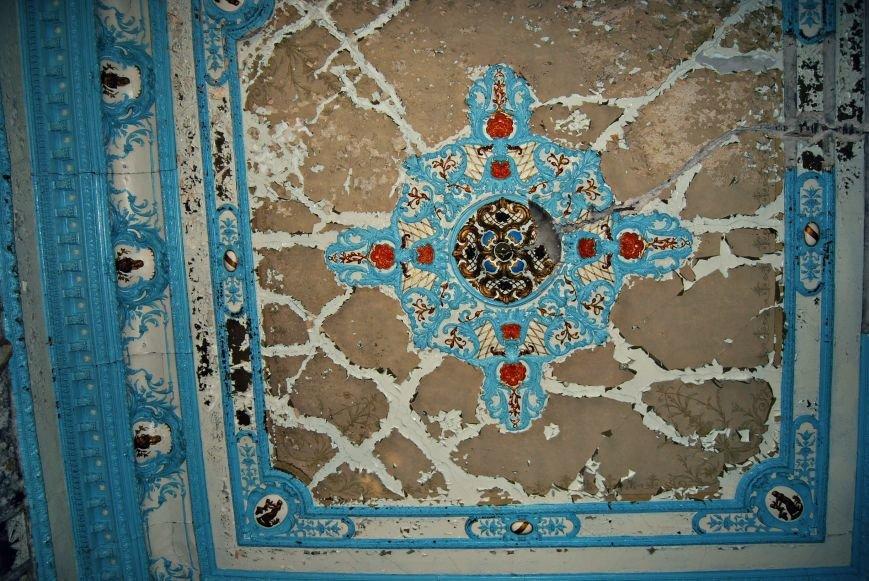Одесса incognita: потолки дома Руссова (ФОТО), фото-2