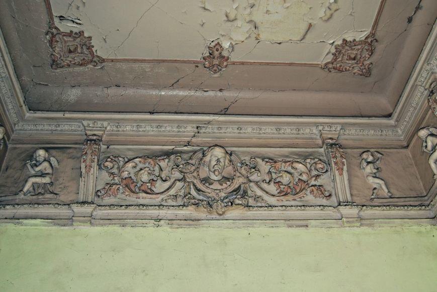 Одесса incognita: потолки дома Руссова (ФОТО), фото-7