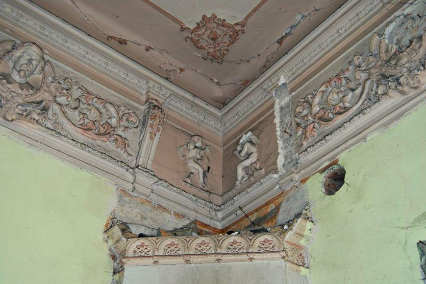 Одесса incognita: потолки дома Руссова (ФОТО), фото-4