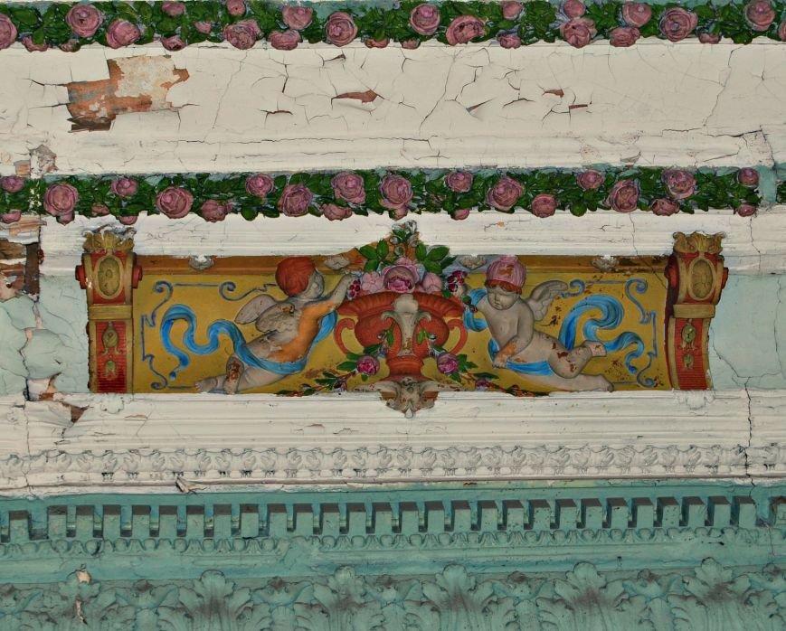 Одесса incognita: потолки дома Руссова (ФОТО), фото-6