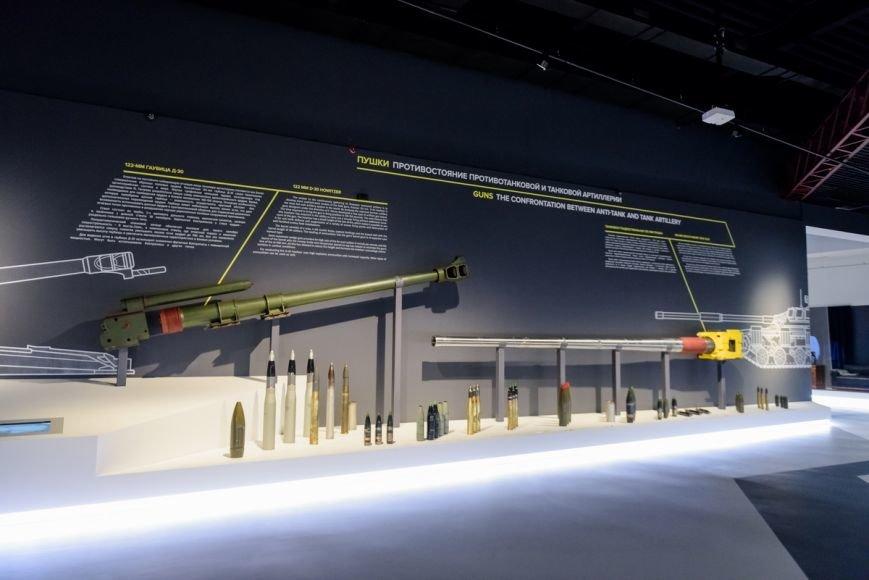 В белгородской Прохоровке открыли уникальный музей бронетанковой техники, фото-4