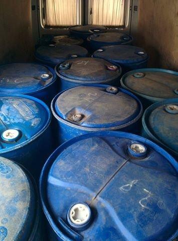 На Буковині силовики вилучили 3 тонни спирту (ФОТО), фото-1