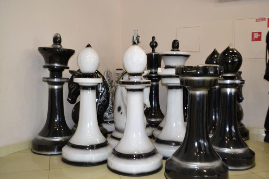 На шахматном турнире в Кривом Роге сильнейшей стала команда Центрально-Городского района (ФОТО), фото-2