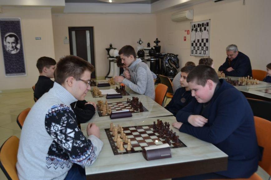 На шахматном турнире в Кривом Роге сильнейшей стала команда Центрально-Городского района (ФОТО), фото-7