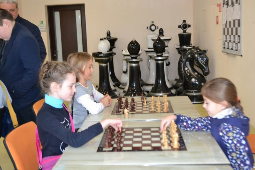 На шахматном турнире в Кривом Роге сильнейшей стала команда Центрально-Городского района (ФОТО), фото-8
