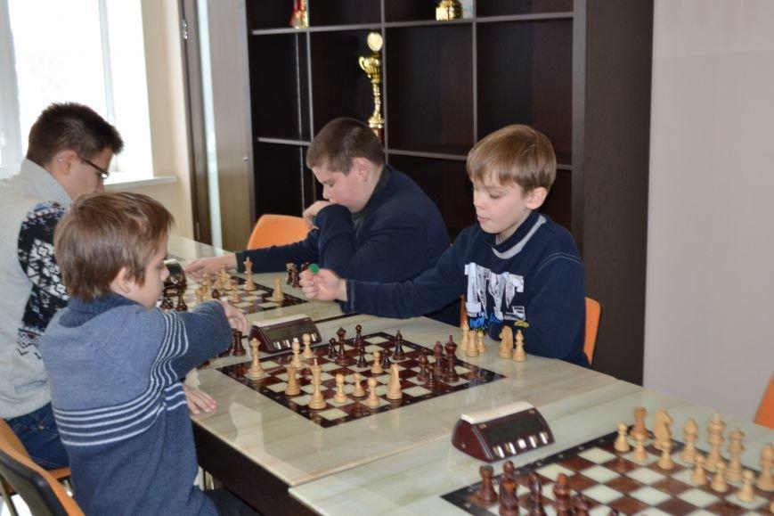 На шахматном турнире в Кривом Роге сильнейшей стала команда Центрально-Городского района (ФОТО), фото-9