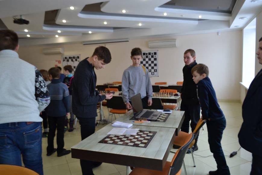 На шахматном турнире в Кривом Роге сильнейшей стала команда Центрально-Городского района (ФОТО), фото-6