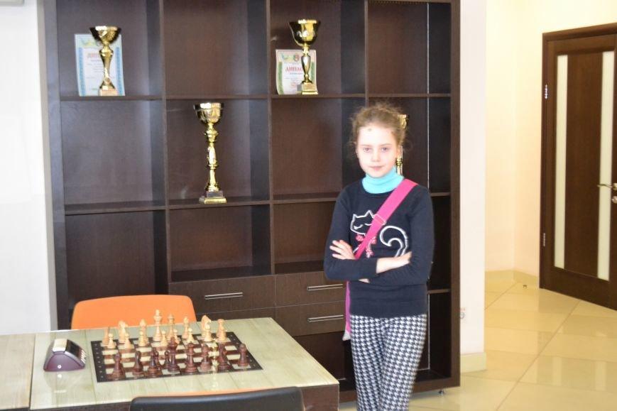 На шахматном турнире в Кривом Роге сильнейшей стала команда Центрально-Городского района (ФОТО), фото-11