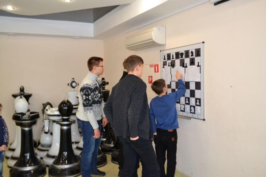 На шахматном турнире в Кривом Роге сильнейшей стала команда Центрально-Городского района (ФОТО), фото-5