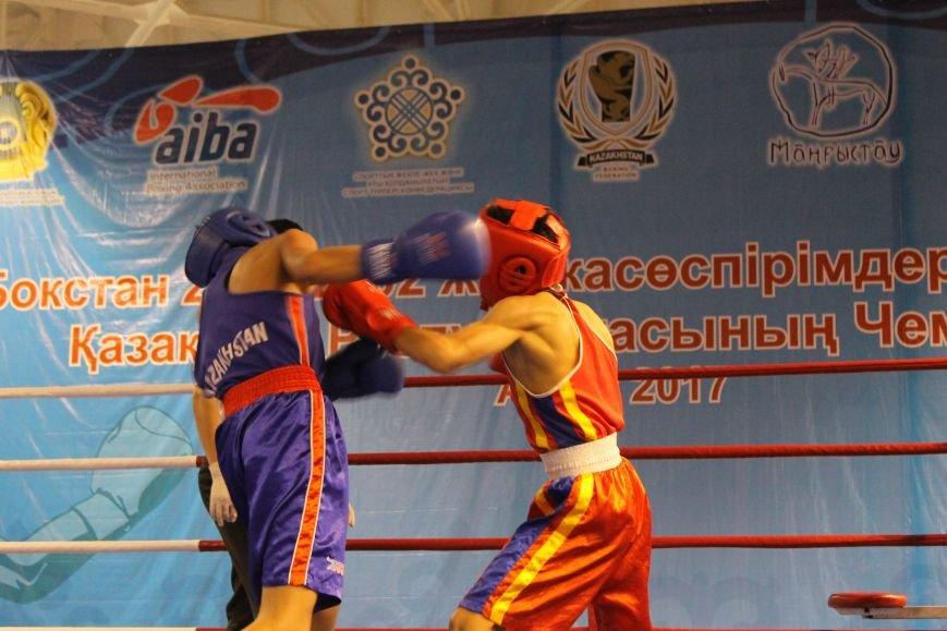 6 медалей завоевали мангистауские боксеры на чемпионате РК по боксу, фото-4