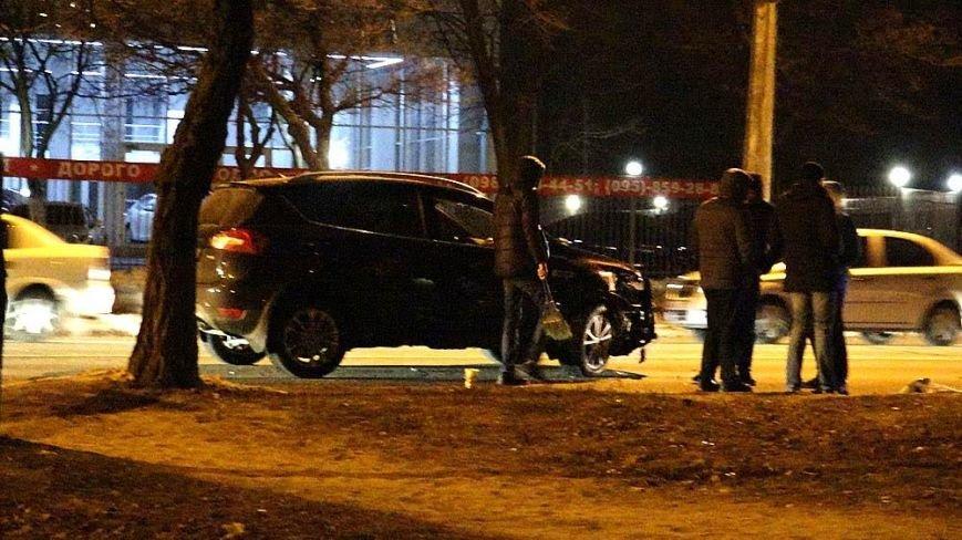 В Мариуполе на пр. Строителей сразу три автомобиля попали в аварию (ФОТО), фото-3
