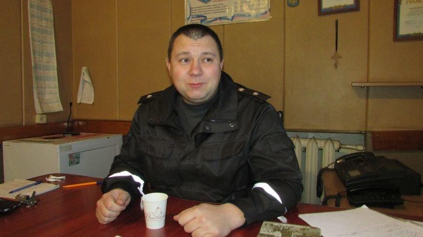 Как мелитопольский спасатель Родину защищал, фото-1
