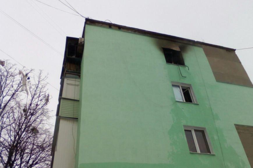 На Харьковщине из-за взрыва газового баллона пять человек попали в реанимацию (ФОТО), фото-1