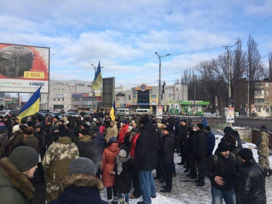 В Кривом Роге военный капеллан призвал патриотичные силы к единству (ФОТО), фото-4