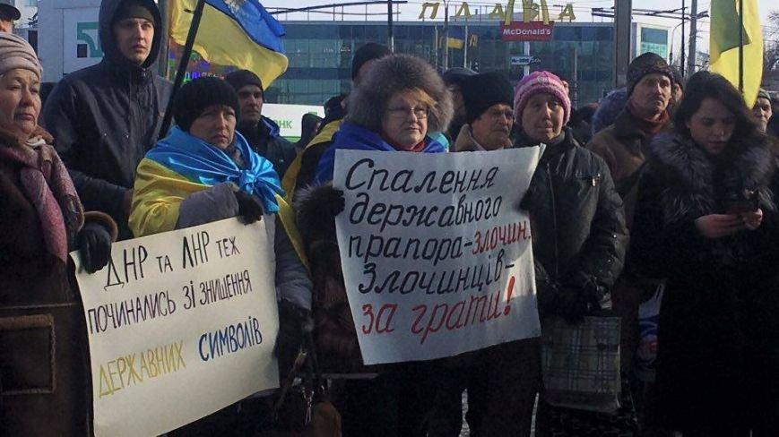 В Кривом Роге военный капеллан призвал патриотичные силы к единству (ФОТО), фото-3