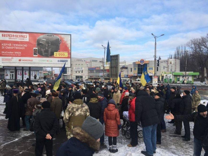 В Кривом Роге военный капеллан призвал патриотичные силы к единству (ФОТО), фото-5