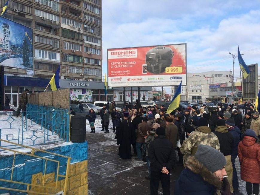 В Кривом Роге военный капеллан призвал патриотичные силы к единству (ФОТО), фото-6
