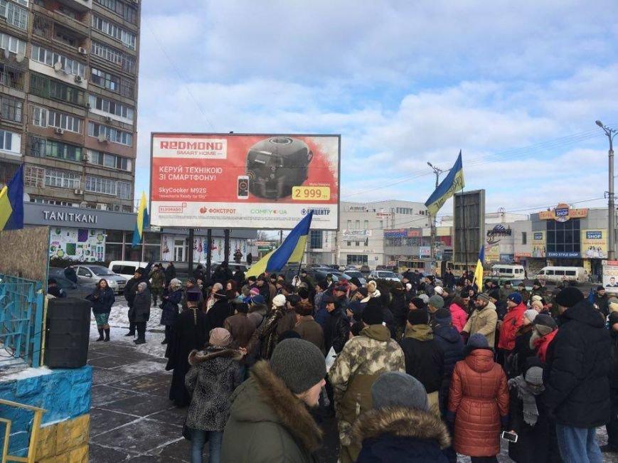 В Кривом Роге военный капеллан призвал патриотичные силы к единству (ФОТО), фото-2