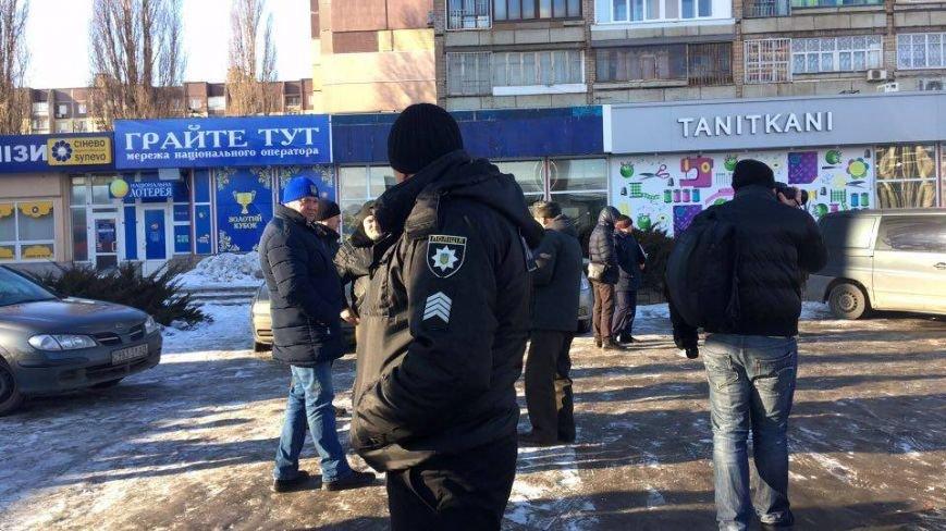 В Кривом Роге сообщили о взрывном устройстве в автомобиле на 95 квартале (ФОТО), фото-16
