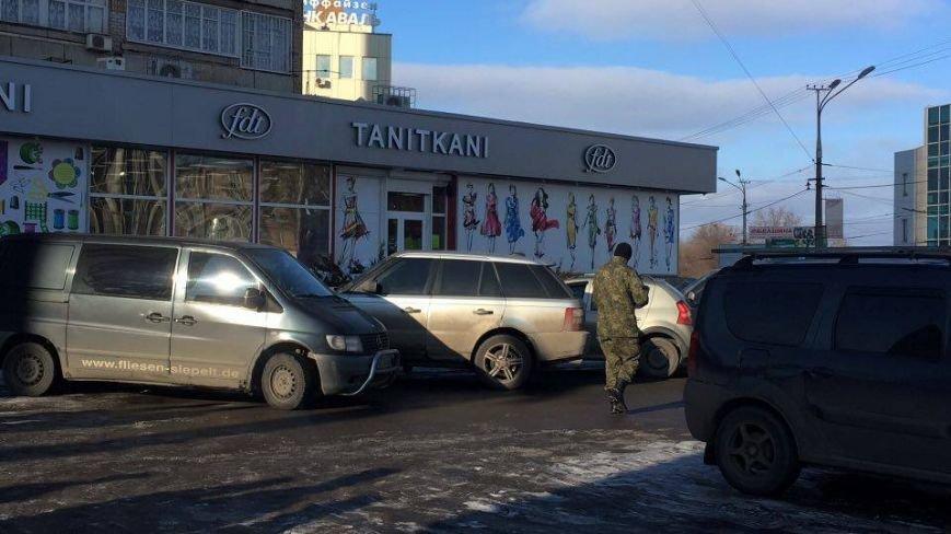 В Кривом Роге сообщили о взрывном устройстве в автомобиле на 95 квартале (ФОТО), фото-14