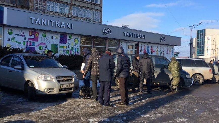 В Кривом Роге сообщили о взрывном устройстве в автомобиле на 95 квартале (ФОТО), фото-1