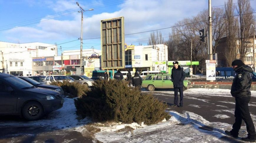 В Кривом Роге сообщили о взрывном устройстве в автомобиле на 95 квартале (ФОТО), фото-10