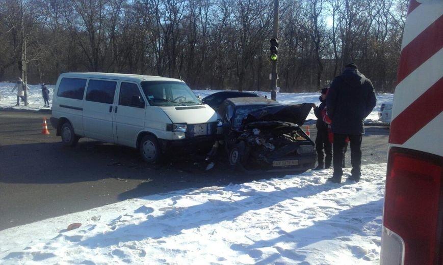 В Шевченковском районе Запорожья произошло ДТП с пострадавшими, - ФОТО, фото-3