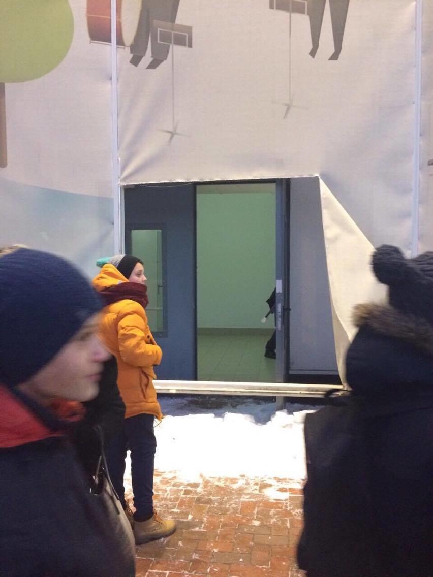 Эвакуация из ТЦ «Мануфактура» вызвала у сумчан панику (ФОТО), фото-5
