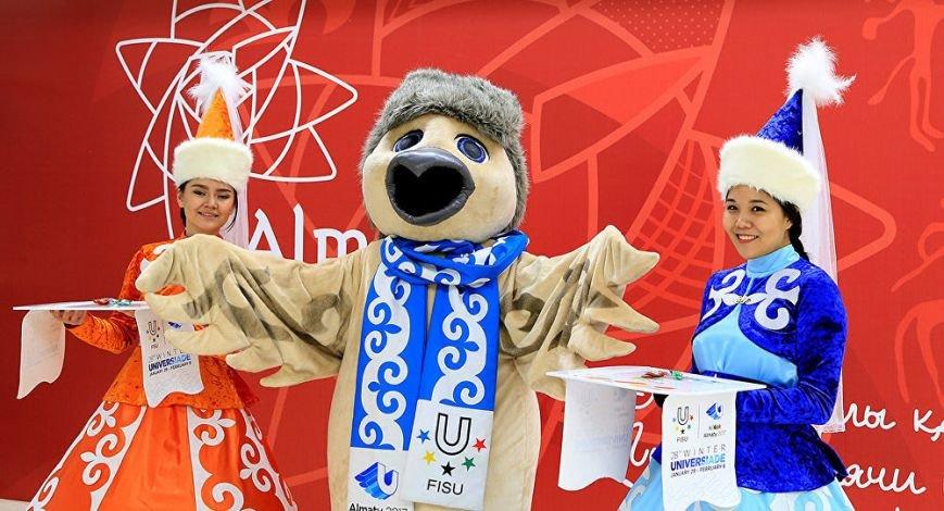 Церемония открытия Универсиады-2017 состоялась в Алматы. ФОТО, фото-3