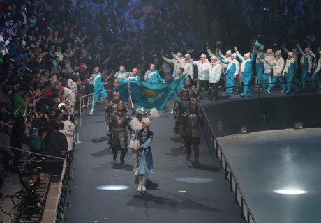 Церемония открытия Универсиады-2017 состоялась в Алматы. ФОТО, фото-1