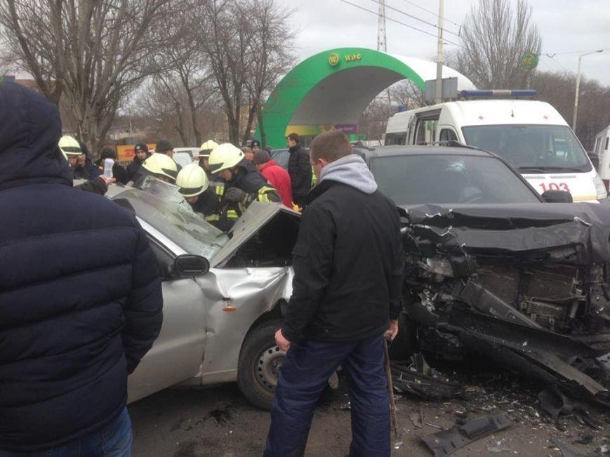 В полиции рассказали жуткие подробности аварии на въезде в Одессу, фото-1