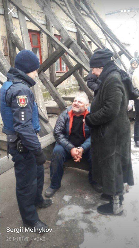 Торговцы одесской Староконки рассказали, почему женщину подстрелили из дробовика (ФОТО), фото-1