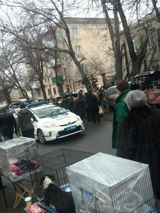 Торговцы одесской Староконки рассказали, почему женщину подстрелили из дробовика (ФОТО), фото-2