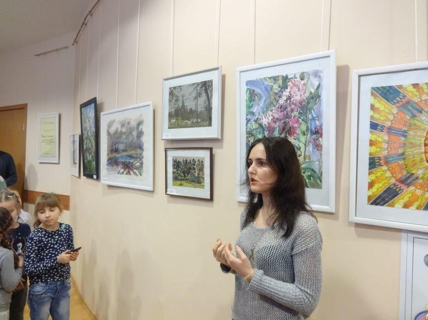 В ЦГИ имени Анны Ахматовой состоялось открытие выставки, фото-1