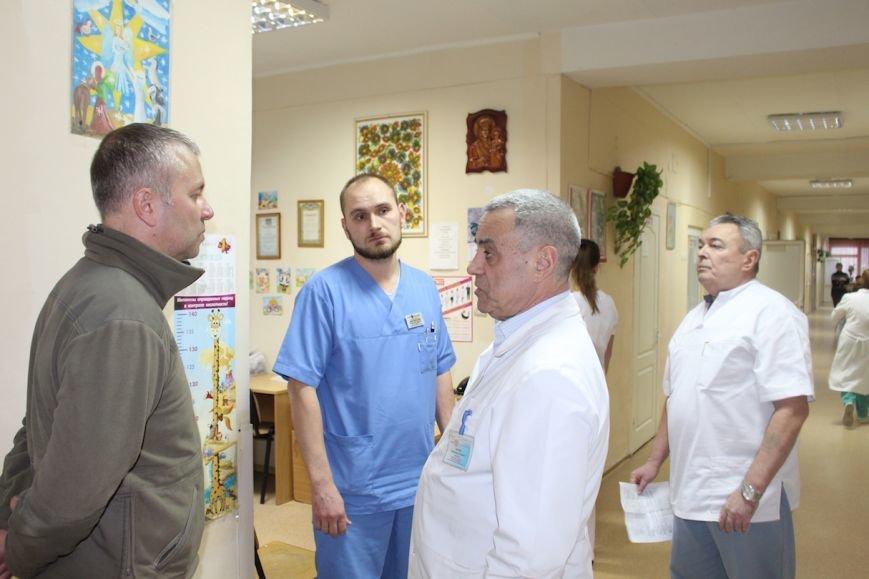 Группа жителей Бахмутского района доставлена в больницы Днепра, фото-3
