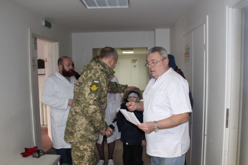 Группа жителей Бахмутского района доставлена в больницы Днепра, фото-2