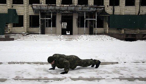Полицейские Донетчины присоединились к флешмобу в поддержку военных (ВИДЕО), фото-7
