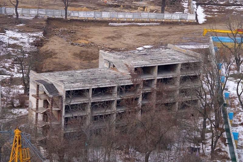 Одесский санаторий «Дружба» вслед за дачей Докса сравняют с землей (ФОТО), фото-2