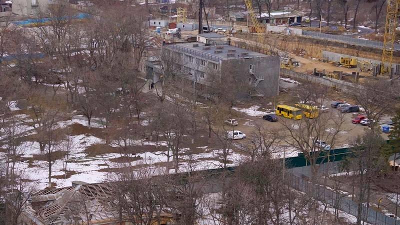 Одесский санаторий «Дружба» вслед за дачей Докса сравняют с землей (ФОТО), фото-1