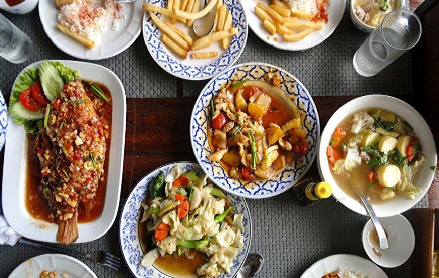Еда в Таиланде: почему рынки лучше магазинов и огромный ассортимент воды, фото-2
