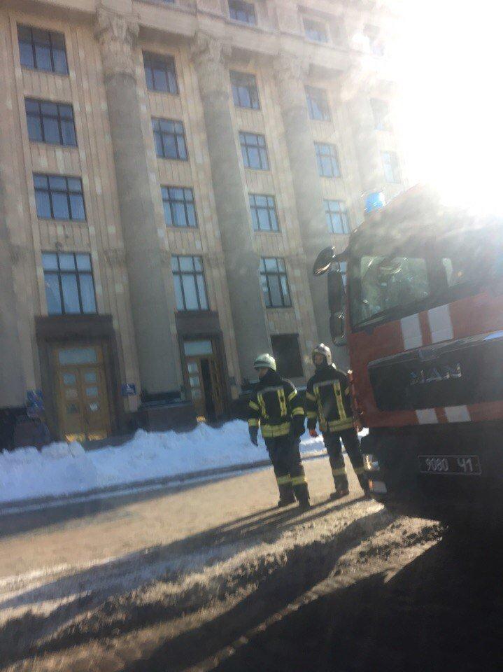 В Харькове неизвестный заминировал ХОГА (ФОТО), фото-2
