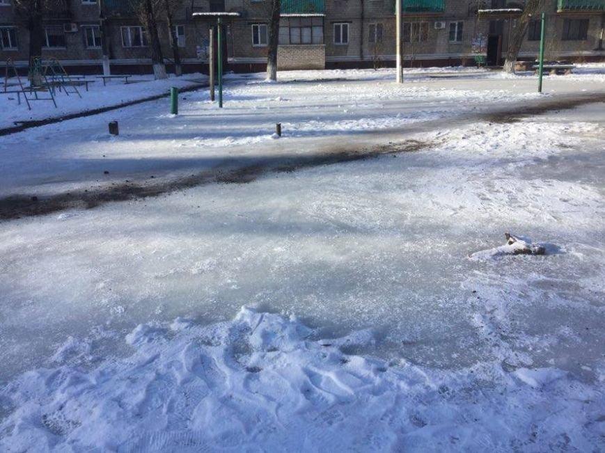 Каток в Славянске не удался (фото), фото-2