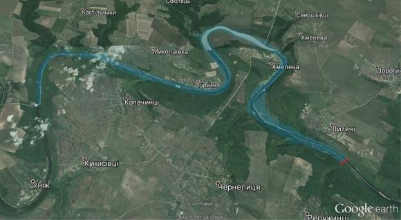 Через будівництво ГЕС на Дністрі затопить села на Буковині, фото-7