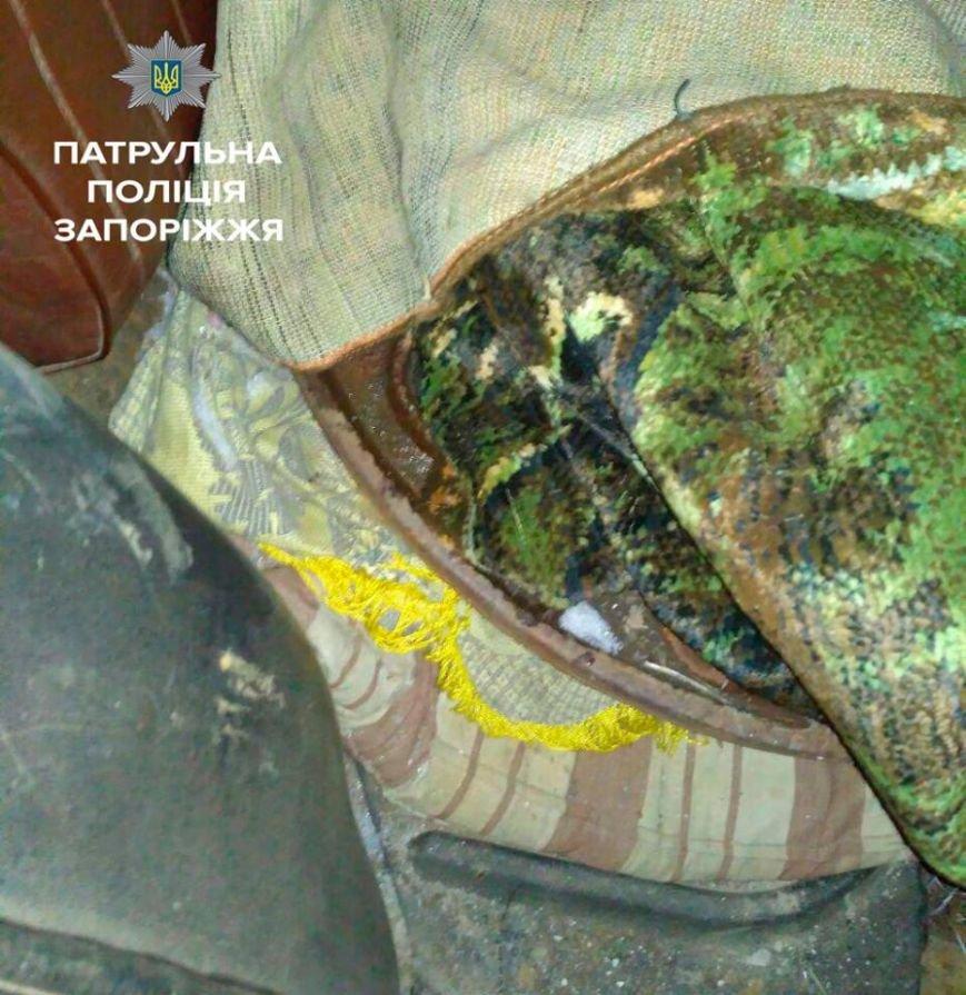 В Запорожской области мужчина воровал канализационные люки, - ФОТО, фото-1