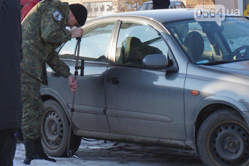 Никакого взрывного устройства под машиной на 95 квартале криворожские правоохранители не обнаружили (ФОТО), фото-2