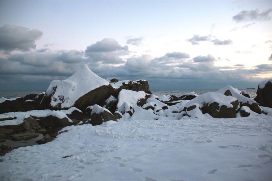 МЧС предупредило о понижении температуры и гололедице на Южном берегу Крыма, фото-1