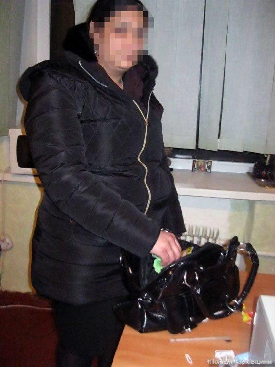 "Восемь пакетов метадона ""для себя"": полиция задержала  харьковчанку за хранение психотропов (ФОТО), фото-2"