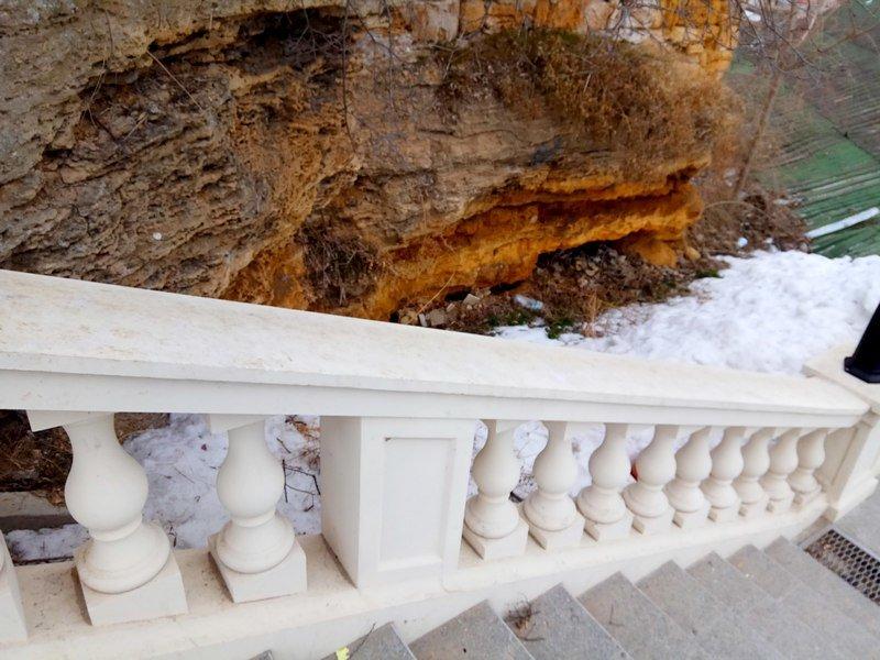 Обновленный спуск к морю в одесской Аркадии уже потрескался (ФОТО), фото-3