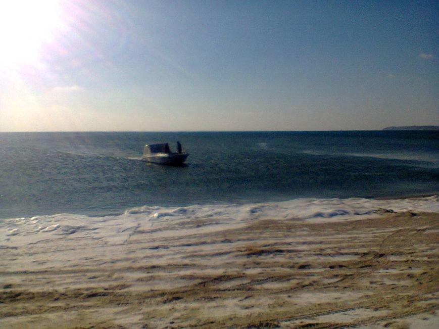 В Азовском море задержали три лодки с нарушителями пограничного режима (ФОТО), фото-4