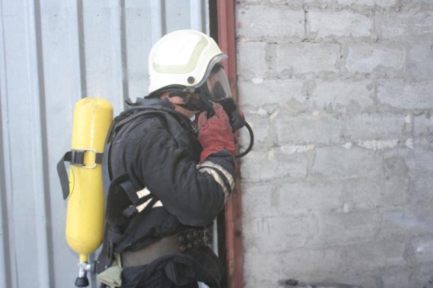 В Запорожье горел склад электроприборов, - ФОТО, фото-3